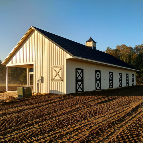 Dutch, Barn, and Bale Doors