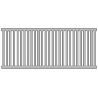 Welded Grill Sections