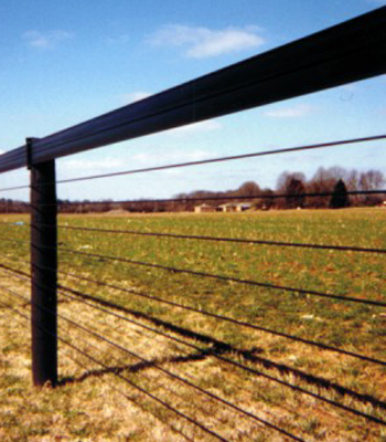 Coated Wire Fence Rolls