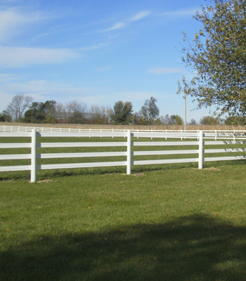 High Impact Flex Fence by RAMM