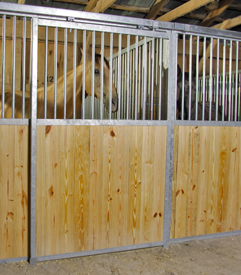 Heavy Duty Portable Panel Horse Stalls