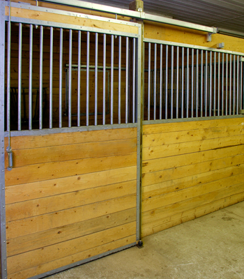 Standard Stall Fronts