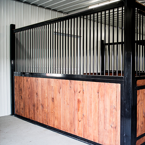 Nobleman Stall Partitions