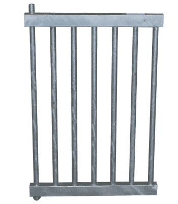 Feed Door - Galvanized