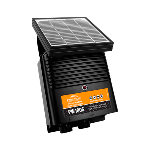 Power Wizard Solar Charger - PW100S