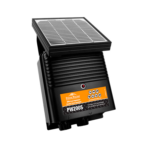 Power Wizard Solar Charger - PW200S