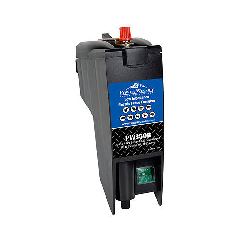 Power Wizard Electric Fence Charger - PW350B