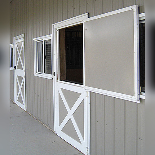 Dutch Door Ramm Horse Fencing Stalls
