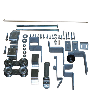 Square Track Hardware Kit
