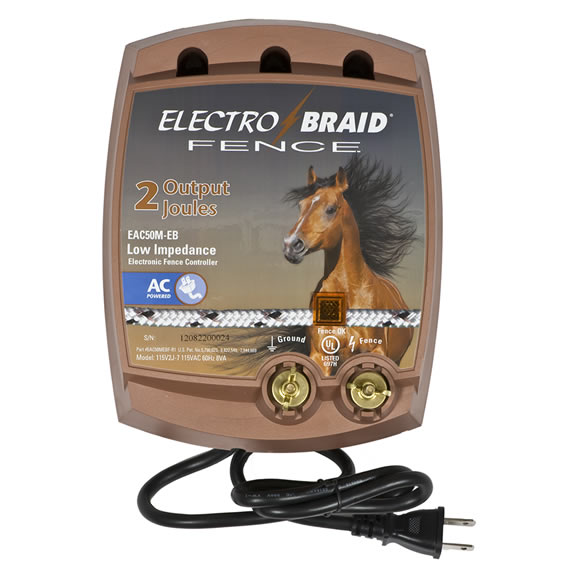 ElectroBraid® 2 J AC Low Impedance Charger