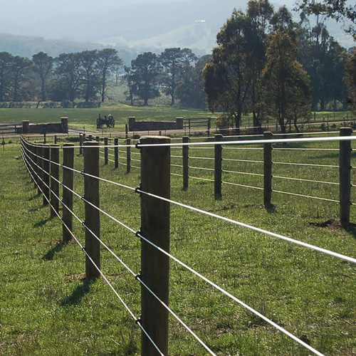 Electrobraid™ electric horse fence ramm fencing