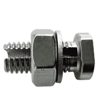 Stainless Steel Split Bolt
