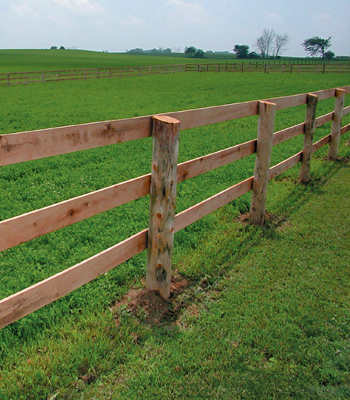 HOW TO INSTALL AN ELECTRIC FENCE FOR HORSE PASTURES | EHOW
