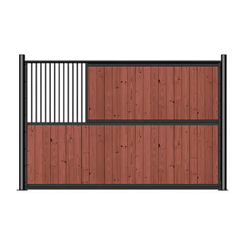 Nobleman Stall Privacy Partition
