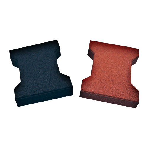 Solid Rubber Paver