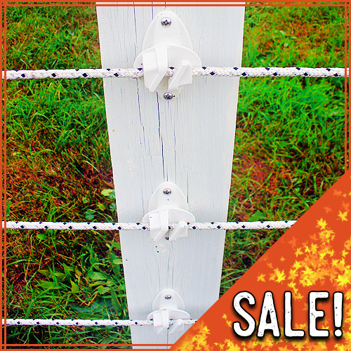 Pro-Tek Braided Electric Fence