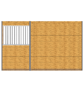 Pro-Line Privacy Horse Stall Partition