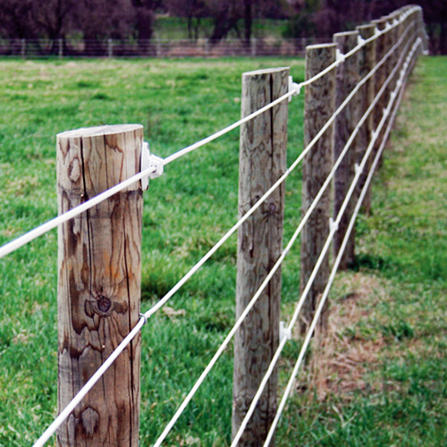 Shockline Flex Fence 174 Electric Coated Wire Ramm Horse