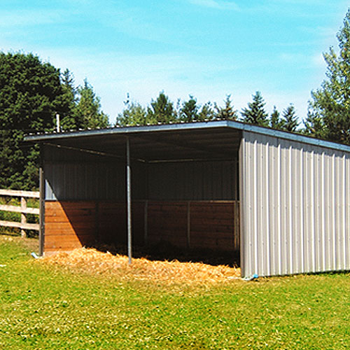 Run In Shelter Frame Ramm Horse Fencing Amp Stalls