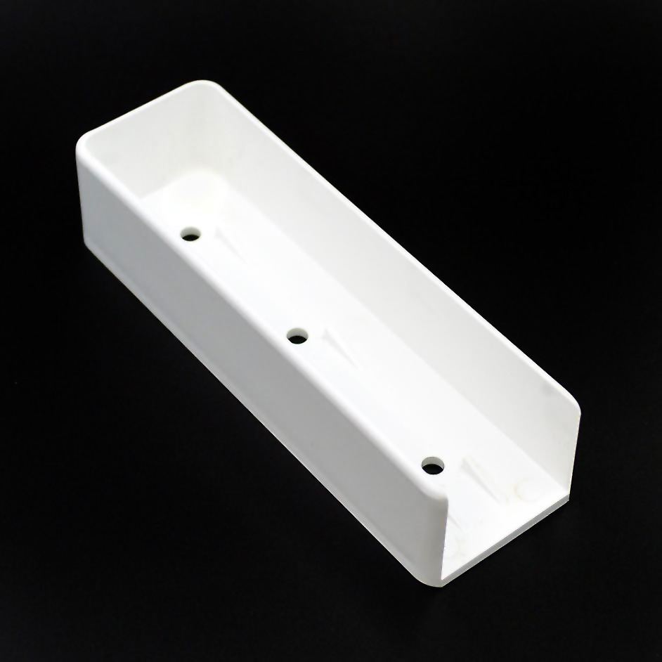PVC Mounting Rail Bracket