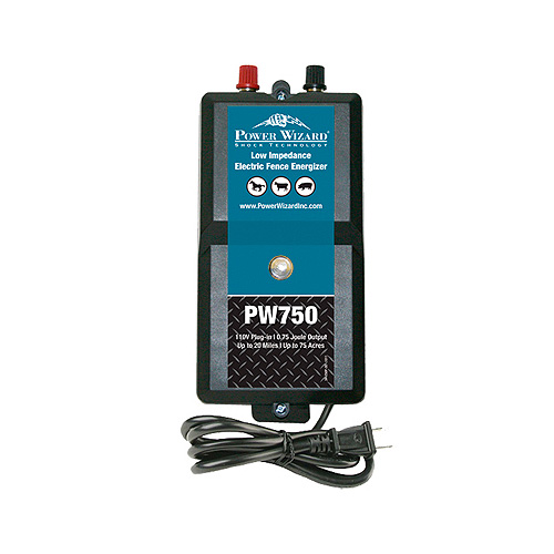 Power Wizard Electric Fence Charger - PW750