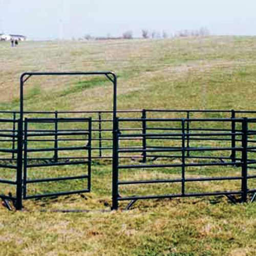 XT Corral Round Pen 50' System