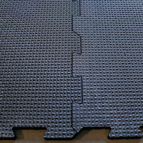 Interlocking Rubber Mat Kits Horse Stall Systems