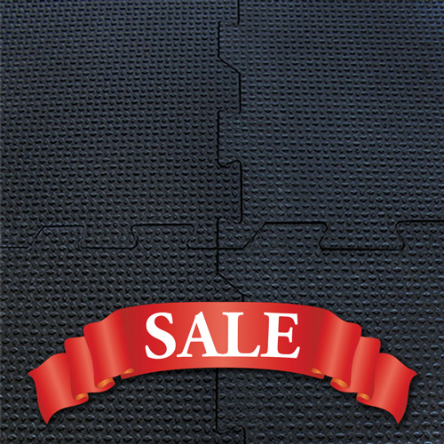 Interlocking Rubber Mat Kits
