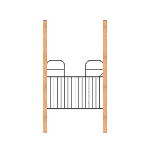 Half-Swing Gate Kit