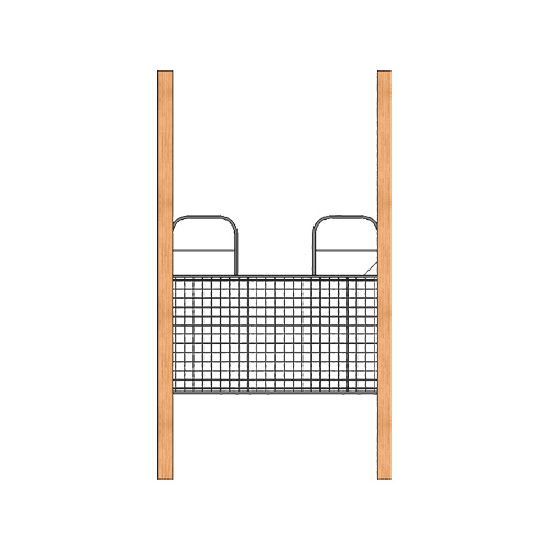 Half-Swing Mesh Gate Kit