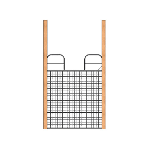 Full Mesh Swing Gate Kit