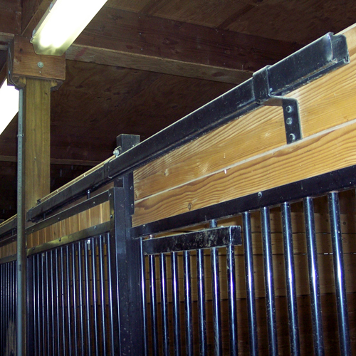 8 Square Track Ramm Horse Fencing Amp Stalls