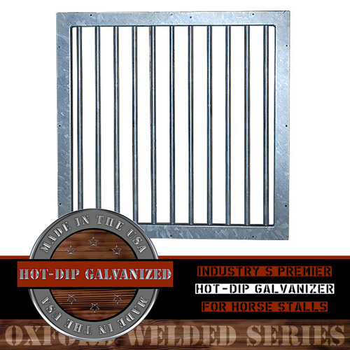 Oxford Welded Window Grill
