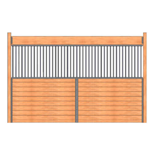 Welded Grilled Partition Kit
