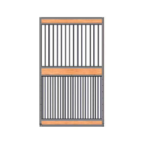 Welded Full Grill Door Kit