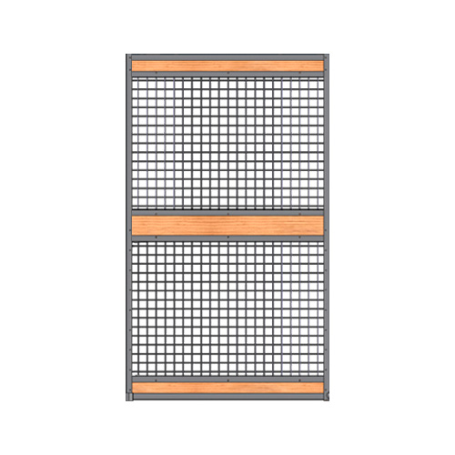 Welded Full Mesh Door Kit