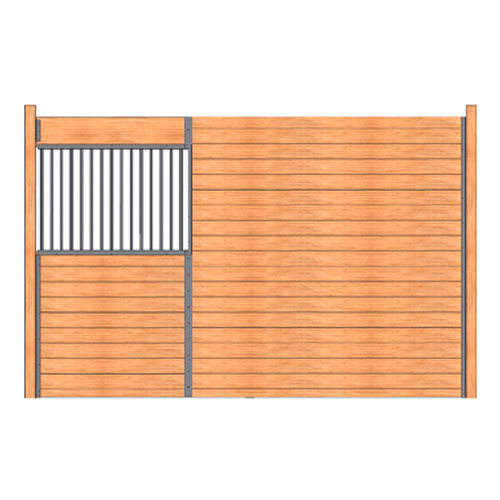 Welded Privacy Partition Kit