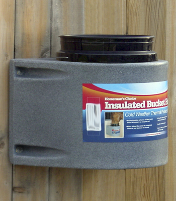 Insulated Bucket Holder In Tan Only