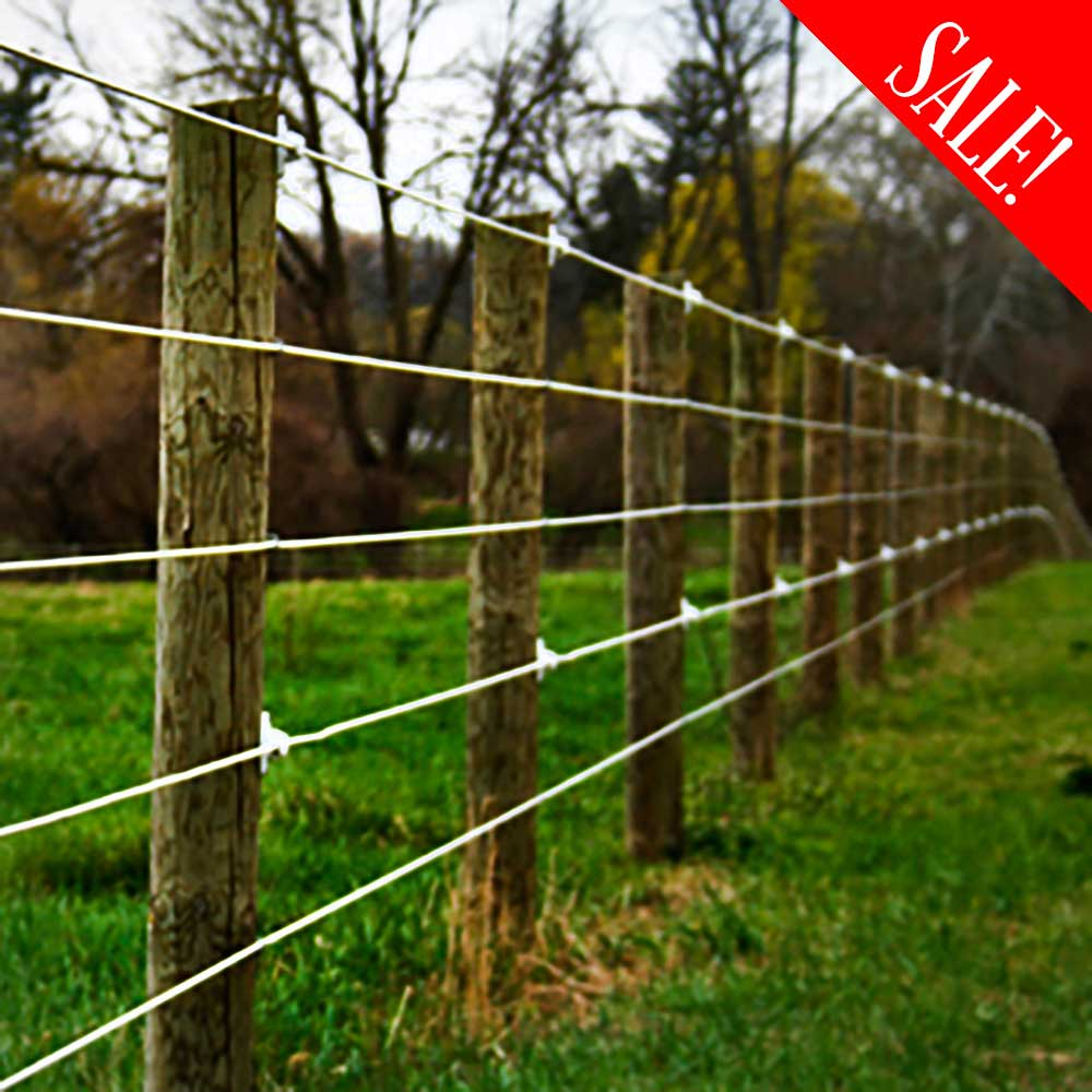 Flex Fence® Raceline Coated Wire
