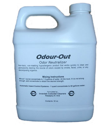 Odour Out Deodorizer Refill