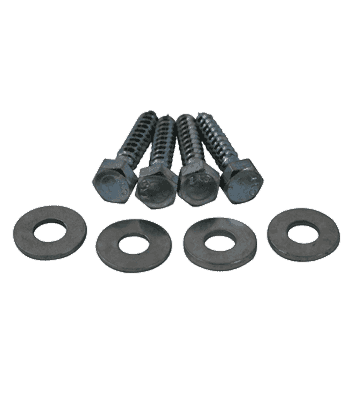 Gate Latch Bolt Kit