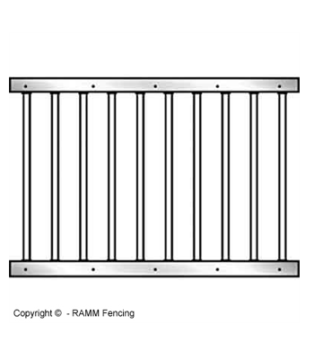 48 Inch Standard Grill Section