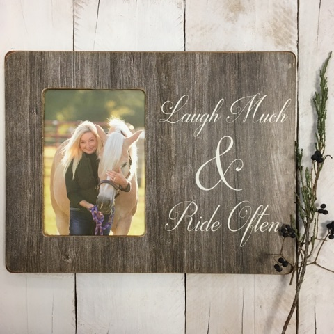 Equine Picture Frame