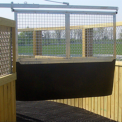 Stall Grid Ramm Horse Fencing Amp Stalls