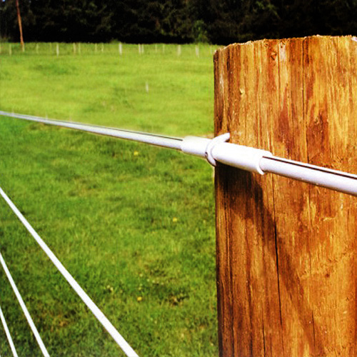 Shockline flex fence electric coated wire ramm horse