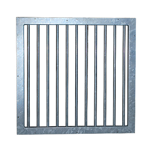Oxford Welded Window Grills