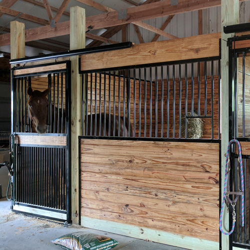Oxford Welded Horse Stalls