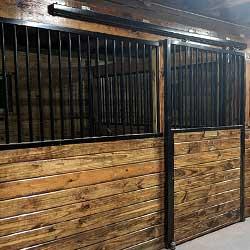Cambridge Horse Stalls
