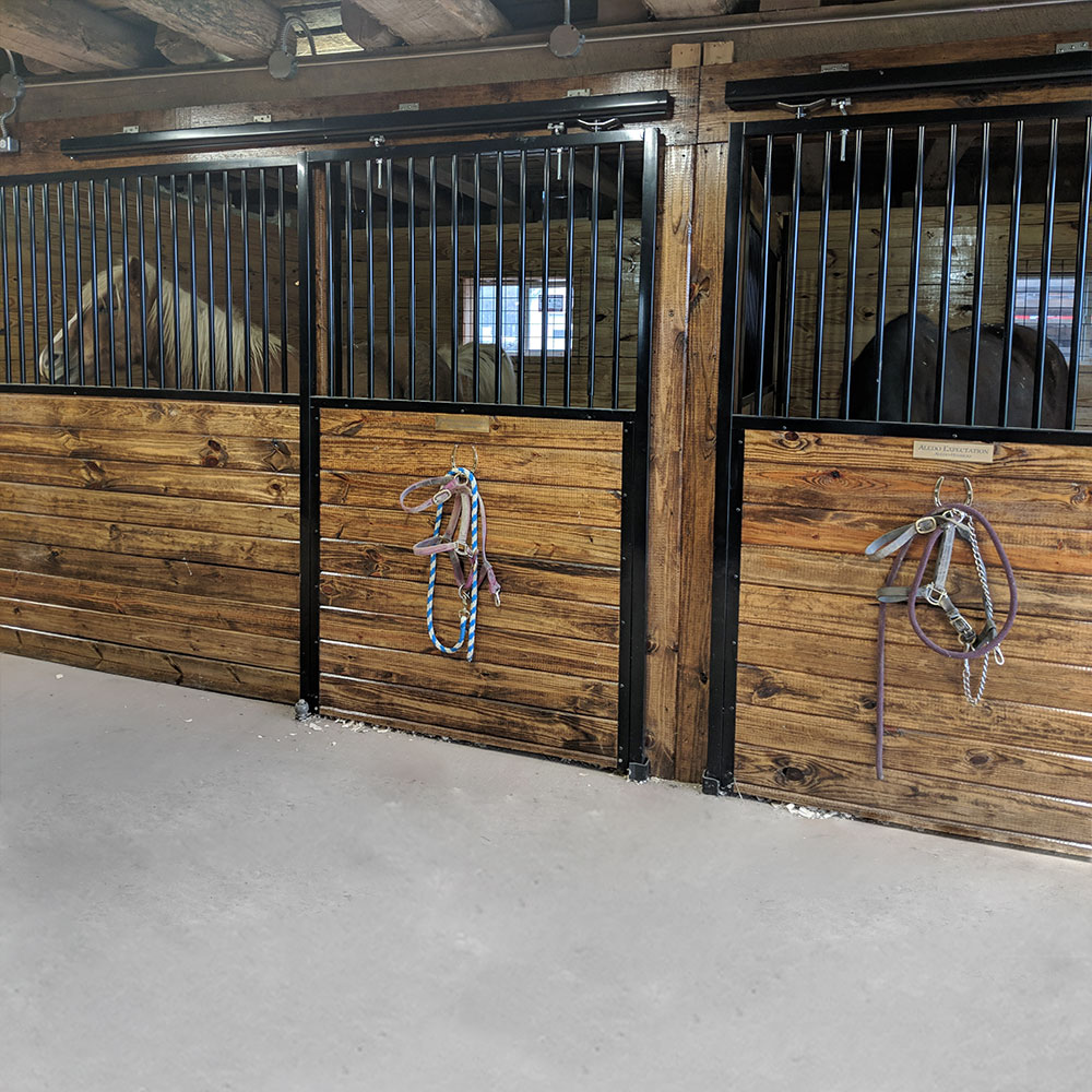 Cambridge Horse Stalls