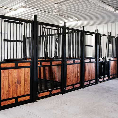 Nobleman Stall Fronts